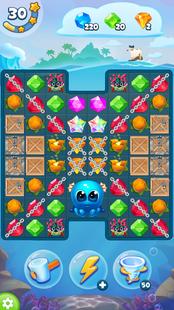 Screenshots - Pirate Treasures - Gems Puzzle