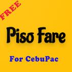 Piso Fare App for CebuPac