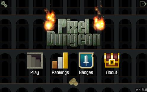 Screenshots - Pixel Dungeon