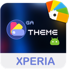 Pixel Theme 2 - XPERIA ON™ 🎨Design For SONY