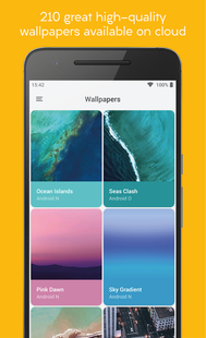 Screenshots - Pixelful Icon Pack - Apex/Nova/Go