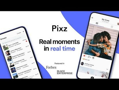 Video Image - Pixz - Group & Event Photo Sharing