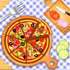 Pizza Maker Baking Kitchen Chef