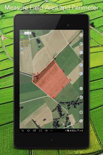 Screenshots - Planimeter - GPS area measure | land survey on map