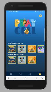 Screenshots - Playcell