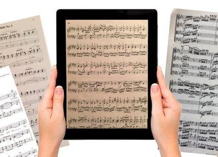 Screenshots - PlayScore - sheet music scanner -needs good camera