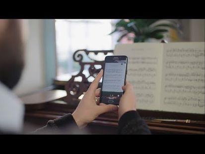 Video Image - PlayScore - sheet music scanner -needs good camera