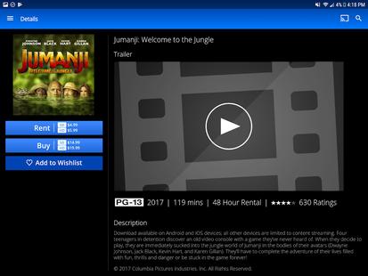 Screenshots - PlayStation™Video