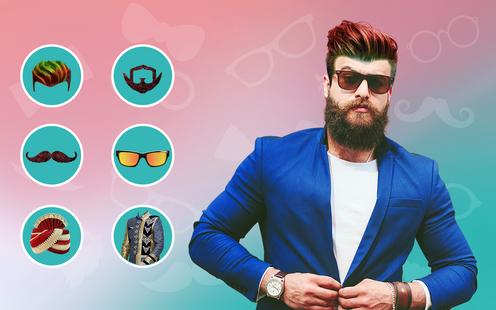 Screenshots - Pocket Salon - Men, Women Mobile Beauty Editor app