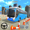 Police Bus Parking Game - Police Bus Driver