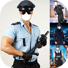 Foto kostum polisi Police Costume Photo