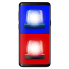 Police Siren Lights & Sounds 2020: Emergency Alert