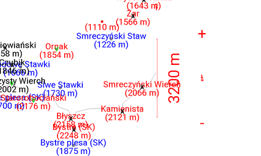 Screenshots - Polskie Góry - generator opisów i kolekcjoner gór
