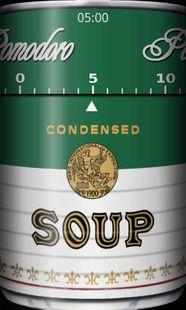 Screenshots - Pomodoro Soup Timer Free