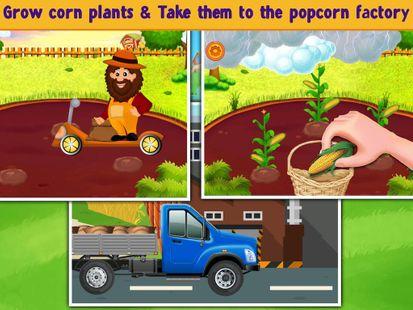 Screenshots - Popcorn Factory! Popcorn Maker Food Games