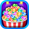 Popcorn Maker - Yummy Rainbow Popcorn Food