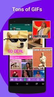 Screenshots - Portuguese - PT Dictionary for Emoji Keyboard