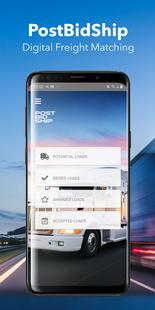 Screenshots - PostBidShip Freight Platform