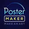 Poster Maker, Flyer Maker and Graphic Design App