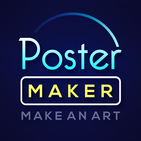 Poster Maker, Flyer Maker and Graphic Design App