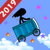 Potty Launch 3:Cart Hero Learn To Fly