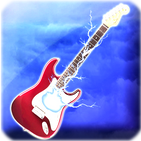 Gitar listrik 🎸 (Power Guitar) akord, gitar solo