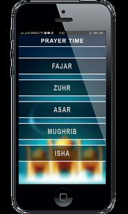 Screenshots - Prayer Time & Namaz Alarm Clock