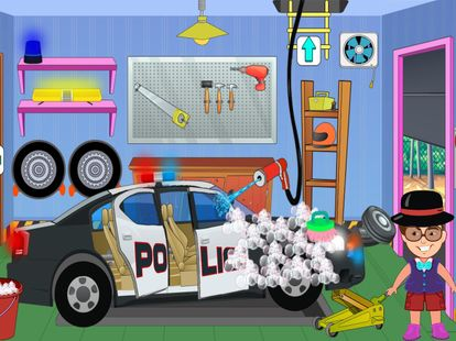 Screenshots - Pretend in Police Station: Fun Learning City