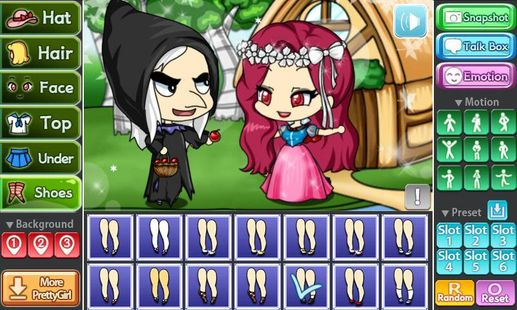 Screenshots - Pretty Girl`s Snow White style