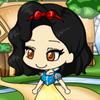 Pretty Girl`s Snow White style