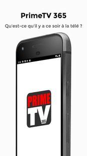 Screenshots - PrimeTV 365 - Programme TV pour votre soirée télé!