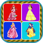 Princess Memory Match Game