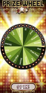 Screenshots - Prize wheel Buzz - Spin to Win