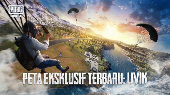 Screenshots - PUBG MOBILE - PETA BARU: LIVIK