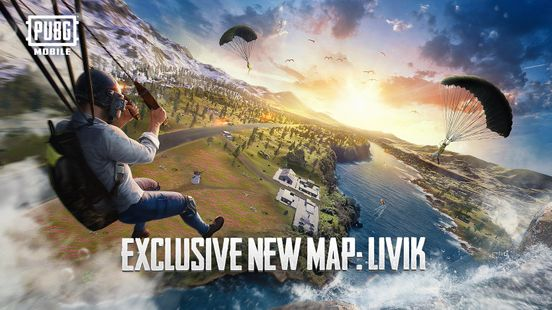 Screenshots - PUBG MOBILE - NEW MAP: LIVIK