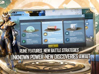 Screenshots - PUBG MOBILE - RUNIC POWER