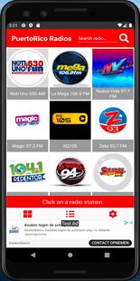 Screenshots - Puerto Rico Radios