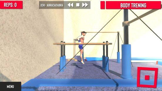 Screenshots - PullUpOrDie - Street Workout Game