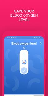 Screenshots - Pulse Oximeter