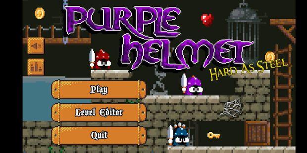 Screenshots - Purple Helmet
