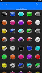 Screenshots - Purple Icon Pack ✨Free✨