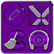 Purple Icon Pack ✨Free✨