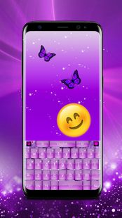 Screenshots - Purple Keyboard