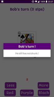 Screenshots - Purple (The drinking game)