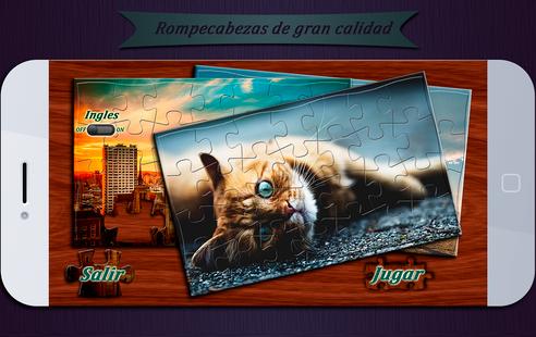 Screenshots - Puzzle Rompecabezas (offline) Pro