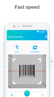 Screenshots - QRBar - scanner and generator of barcodes and QR