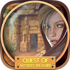 Quest of Mystery Treasure : Hidden Objects Game