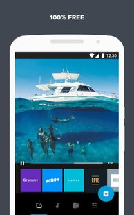 Screenshots - Quik – Free Video Editor for photos, clips, music