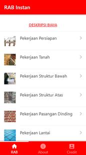 Screenshots - RAB Instan