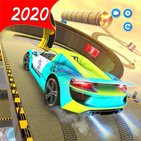 Racing Fever: Impossible Car Stunt Mega Ramp 2020